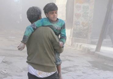 """""""Ze wschodu Aleppo nie ma ucieczki"""". Tragiczna sytuacja mieszkańców oblężonego miasta"""