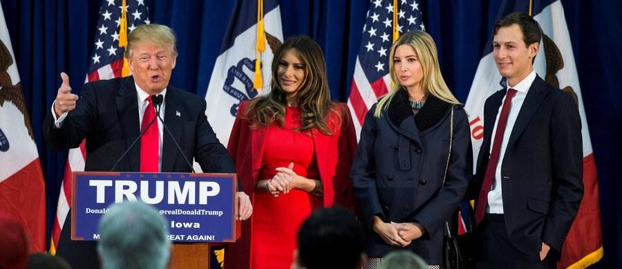 """Magnat nieruchomości i mąż Iwanki, córki prezydenta elekta Donalda Trumpa, Jared Kushner zastanawia się nad objęciem funkcji ważnego doradcy w Białym Domu - donosi dziennik """"Wall Street Journal"""", wskazując na konflikt interesów."""