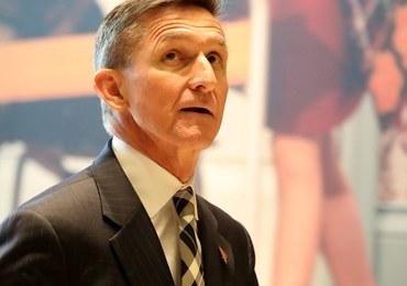 """Kontrowersyjny Flynn doradcą Trumpa? """"Kiedy prezydent występuje z prośbą, odpowiedź może być jedna"""""""