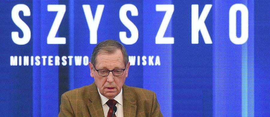 Prokuratura zajęła się oświadczeniami majątkowymi ministra środowiska Jana Szyszki. Jak dowiedział się reporter RMF FM, trwa postępowanie sprawdzające, od którego zależy, czy w tej sprawie będzie śledztwo dotyczące składania oświadczeń niezgodnych z prawdą.