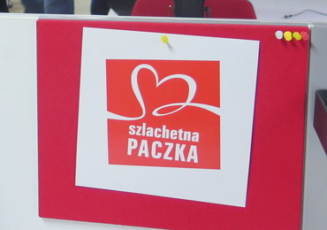 Kolorowe marsze w kilkunastu polskich miastach. Ruszyła XVI edycja Szlachetnej Paczki
