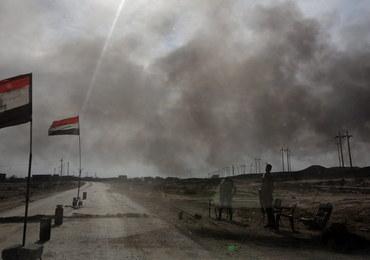 Krwawa bitwa o Mosul. W użyciu granaty, moździerze, na posterunkach snajperzy
