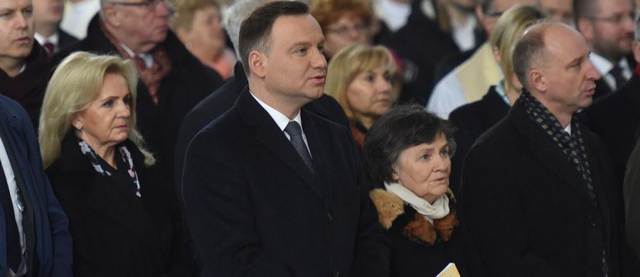 W Sanktuarium Bożego Miłosierdzia w Krakowie-Łagiewnikach odbyła się msza św., podczas której ogłoszony został Akt Przyjęcia Jezusa Chrystusa za Króla i Pana. W uroczystości uczestniczył prezydent Andrzej Duda.