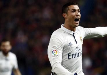 Ronaldo dał popis w derbach Madrytu. Hat-trick w pięknym stylu