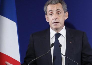 Eksprezydent Nicolas Sarkozy przegrał pierwszą turę francuskich prawyborów