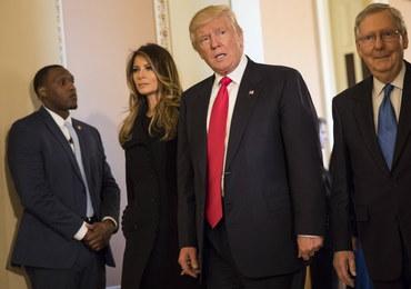 Melania Trump nie chce mieszkać w Białym Domu