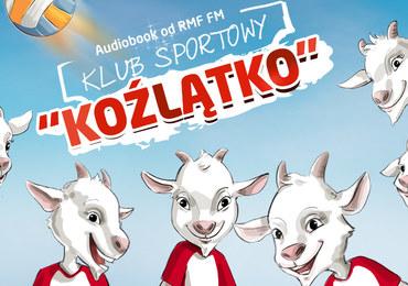 """""""Klub Sportowy Koźlątko"""" – niezwykły prezent od RMF FM dla najmłodszych"""