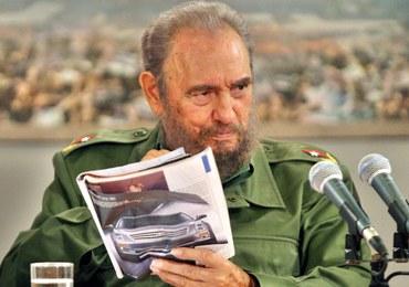 Obama: W chwili odejścia Fidela Castro wyciągamy rękę do Kubańczyków