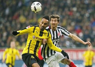 Liga niemiecka: 13. gol Aubameyanga, porażka Borussii Dortmund