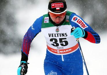PŚ w biegach: Justyna Kowalczyk dziewiąta. Wygrała Marit Bjoergen