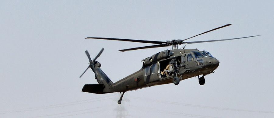 Departament obrony zamierza wyposażyć siły zbrojne Afganistanu w 159 unowocześnionych śmigłowców Black Hawk UH-60+, które są obecnie na stanie jednostek powietrznych USA - podał rzecznik Pentagonu Adam Stump.