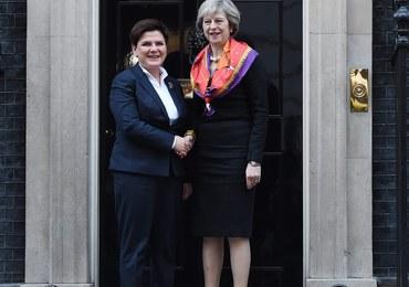 Politico po spotkaniu Szydło-May: Wielka Brytania szuka sojusznika