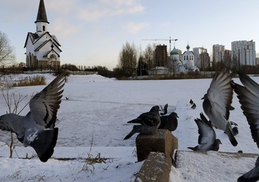 Rekord zimna w Moskwie