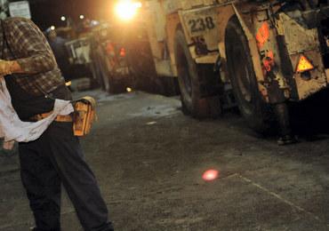 Górnik z kopalni Rudna: My pod ziemią wstrząsu praktycznie nie odczuliśmy
