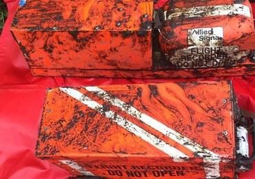 Katastrofa samolotu w Kolumbii: Znaleziono czarne skrzynki
