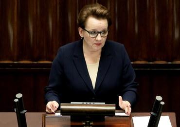Reforma edukacji coraz bliżej. Sejm nie odrzucił projektów likwidujących gimnazja