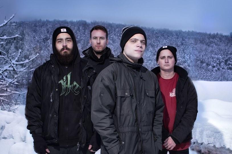 Deathcore'owcy z australijskiego Aversions Crown nagrali trzeci album.