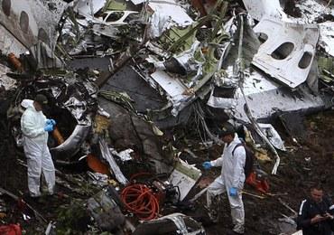 Pierwsze słowa ocalałego z katastrofy samolotu w Kolumbii: Nie pozwólcie mi umrzeć!