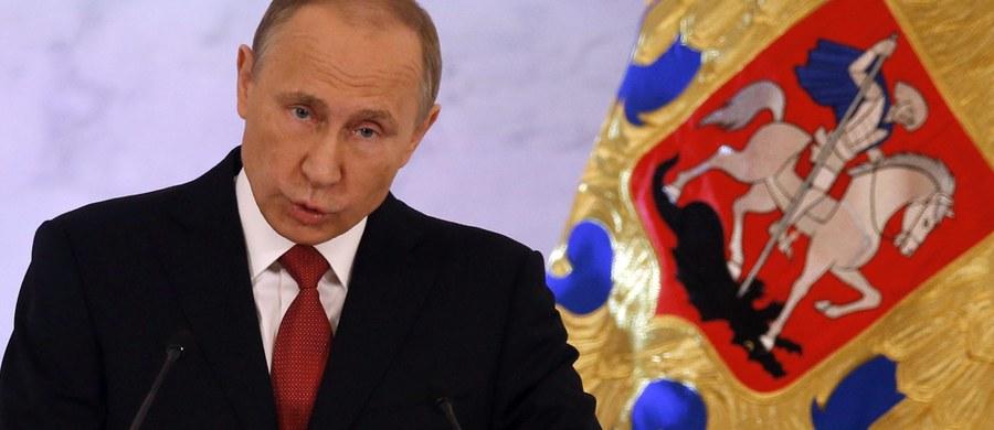 Rosja potrzebuje przyjaciół, ale nie dopuści, by lekceważono jej interesy - oświadczył prezydent Władimir Putin w dorocznym orędziu do Zgromadzenia Federalnego, czyli dwóch izb parlamentu. Putin podkreślił pozytywne tendencje w gospodarce.