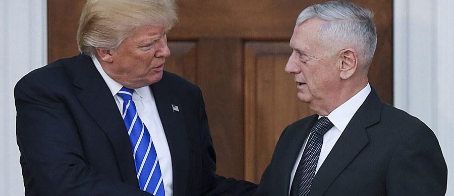Prezydent elekt Donald Trump potwierdził wybór emerytowanego generała Jamesa Mattisa na stanowisko ministra obrony. Oficjalne ogłoszenie tej nominacji ma nastąpić w poniedziałek.