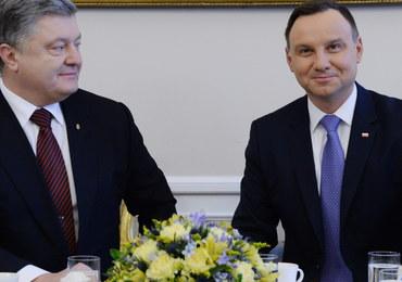Duda i Poroszenko krytykują decyzję KE ws. gazociągu OPAL