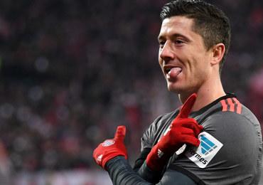 Liga niemiecka: 2 bramki Lewandowskiego i wygrana Bayernu
