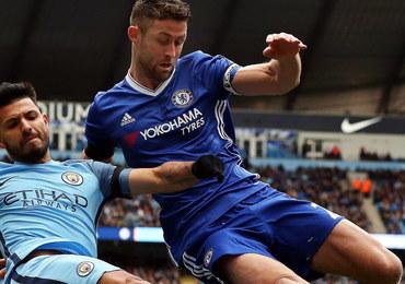 Liga angielska: Manchester City przegrał u siebie z Chelsea