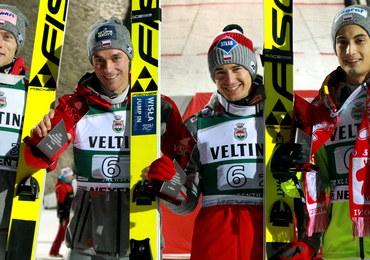 To pierwsze zwycięstwo Polaków w historii Pucharu Świata w drużynowych skokach narciarskich
