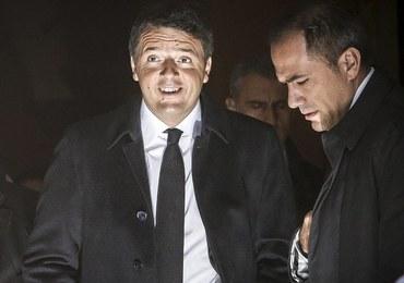 Porażka włoskiego premiera w referendum konstytucyjnym. Renzi podaje się do dymisji