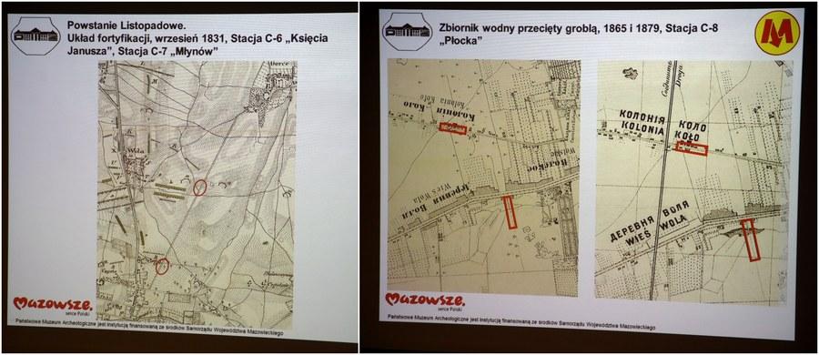 Podczas budowy II linii metra na warszawskiej Woli odnaleziono szczątki ludzkie - poinformował prezes Metra Warszawskiego Jerzy Lejk. Szczątki odnaleziono 29 listopada w okolicach skrzyżowania ul. Górczewskiej i Syreny. Obecnie zajmują się nimi archeolodzy.