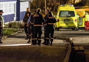 """Obława za nożownikiem, który zabił przedszkolankę i ucznia w Norwegii. """"Nie wiemy, kogo szukamy"""""""