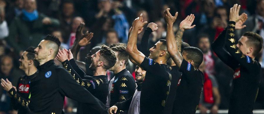We wtorek zakończyła się rywalizacja w grupach A-D Ligi Mistrzów. Do 1/8 finału awansowali tego dnia piłkarze Napoli oraz Benfiki, a wcześniej z tych grup grę w fazie pucharowej zapewniły sobie zespoły: Atletico, Bayernu, Barcelony, Manchesteru City, PSG i Arsenalu.