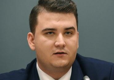 Misiewicz: MON wystąpi do prokuratury ws. pochwalania stanu wojennego przez płk. Mazgułę