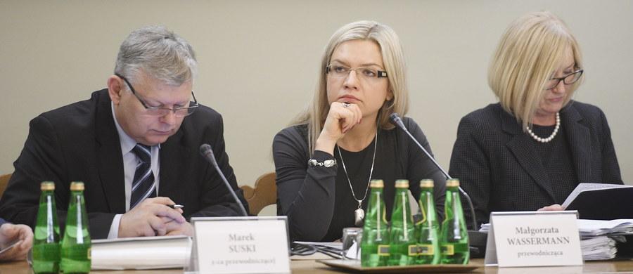 Swoje obowiązki w toczących się postępowaniach dyscyplinarnych wykonywałam w sposób właściwy; nie mam sobie nic do zarzucenia - mówiła przed komisją śledczą ds Amber Gold była rzecznik dyscyplinarna gdańskiej prokuratury apelacyjnej Katarzyna Brzezińska.