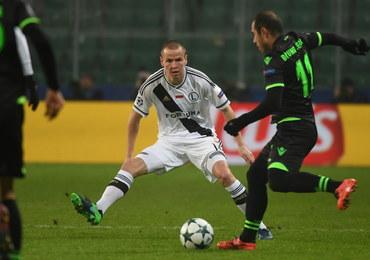 Legia Warszawa pokonała Sporting Lizbona! Wystąpi w 1/16 finału Ligi Europejskiej