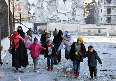 """150 tys. """"skazanych na śmierć"""" w Aleppo"""