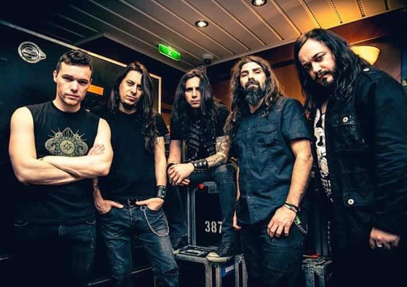 Grecka, powermetalowa grupa Firewind zapowiada ósmy album.