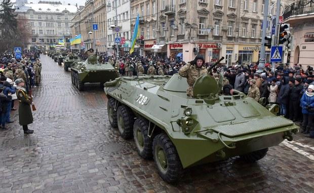 """W przyjętej właśnie przez Senat USA dorocznej ustawie o budżecie resortu obrony jest wart 350 mln USD pakiet pomocy dla Ukrainy w zakresie bezpieczeństwa, autoryzujący m.in. dostawy """"śmiercionośnego i nieśmiercionośnego sprzętu""""."""