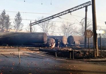 Katastrofa kolejowa w Bułgarii. Pociąg wykoleił się i eksplodował