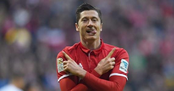 Robert Lewandowski zdobył swoją dziesiątą i jedenastą bramkę w obecnym sezonie, a Bayern Monachium wygrał u siebie z VfL Wolfsburg 5:0, z Jakubem Błaszczykowskim w składzie, w sobotnim meczu 14. kolejki niemieckiej ekstraklasy piłkarskiej. Porażki doznał RB Lipsk.