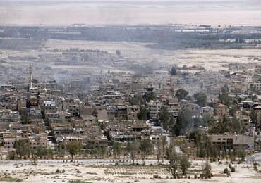 Syria: IS ponownie weszło do Palmiry