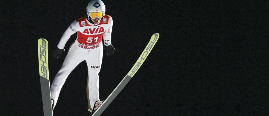 Maciej Kot i Kamil Stoch, którzy w klasyfikacji generalnej Pucharu Świata w skokach narciarskich są w czołowej dziesiątce, nie będą musieli w niedzielę walczyć w kwalifikacjach o prawo startu w drugim konkursie w Lillehammer.