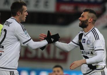 Ekstraklasa piłkarska: Awans Legii na trzecie miejsce