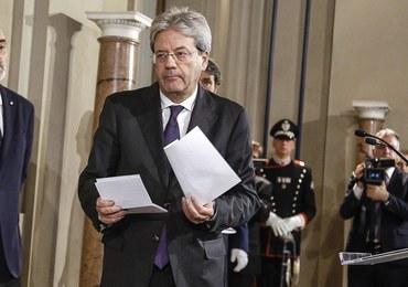 Włochy: Paolo Gentiloni przedstawił skład nowego rządu