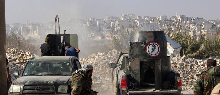 Dziesiątki tysięcy osób są bezpośrednio zagrożone śmiercią w wyniku trwających walk we wschodnim Aleppo w Syrii - ostrzegł Międzynarodowy Komitet Czerwonego Krzyża (MKCK).
