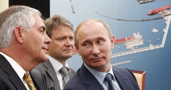 Donald Trump ogłosił nazwisko swojego kandydata na sekretarza stanu, czyli szefa dyplomacji amerykańskiej. Jak przewidywano, prezydent elekt desygnował na to stanowisko Rexa Tillersona, szefa koncernu naftowego ExxonMobil.