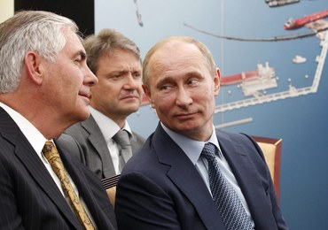 Przyjaciel Putina będzie sekretarzem stanu USA!
