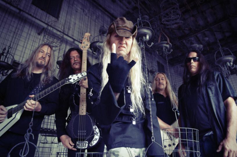 Odnalezione po latach, wczesne nagrania amerykańskiej grupy Sanctuary ujrzą światło dzienne w nowym wydaniu.