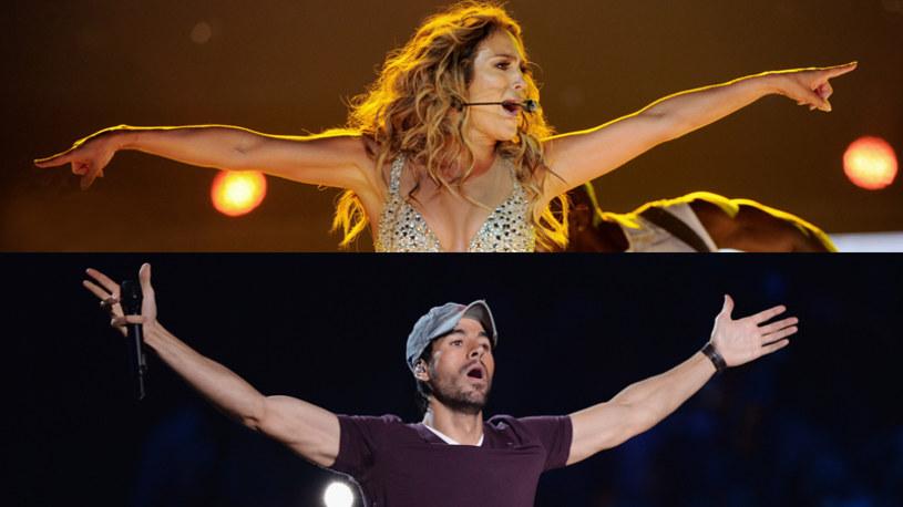 Jennifer Lopez i Enrique Iglesias to jedni z najbardziej rozpoznawalnych latynoamerykańskich artystów. Ich utwory walczą w tym roku o miano Przeboju Roku RMF FM.