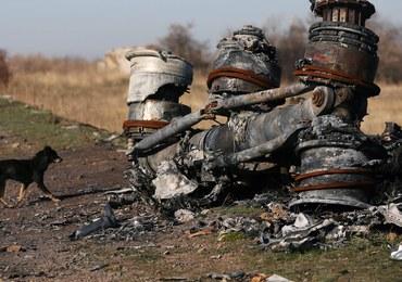 Śledztwo ws. zestrzelonego boeinga nad Ukrainą. Prokuratura gwarantuje świadkom ochronę